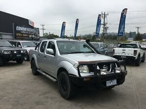 2006 Nissan Navara D40 ST-X (4x4) 6 Speed Manual Dual Cab Pick-up Lilydale Yarra Ranges Preview