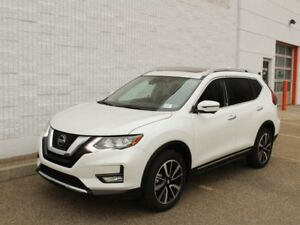 2019 Nissan Rogue SL, AWD, PRO PILOT ASSIST, LEATHER, PANO ROOF,