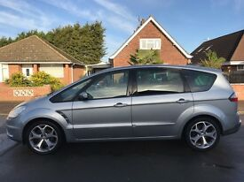 2007 FORD SMAX TITANIUM-1 Owner from new-MOT-High Spec