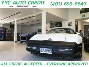 1991 Chevrolet Corvette *$99 DOWN EVERYONE APPROVED*