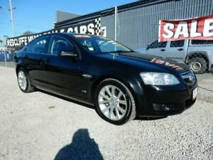 2010 Holden Berlina VE II International Black 6 Speed Sports Automatic Sedan Kippa-ring Redcliffe Area Preview