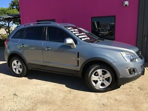 2012 Holden Captiva CG Series 2 Grey Automatic Wagon Rocklea Brisbane South West Preview