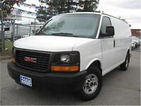 2008 GMC Savana Cargo Van***7 TO CHOOSE FROM-**100% FINC APROVAL