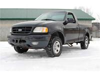 2000 Ford F150  Pickup Truck 4x4-$2300.00 as is-