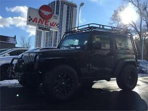 2011 Jeep Wrangler Rubicon 4X4 NO ACCIDENTS
