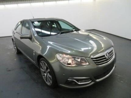 2015 Holden Calais VF II V Prussian Steel 6 Speed Automatic Sedan Albion Brimbank Area Preview