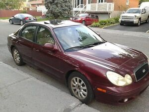 2002 Hyundai Sonata Other