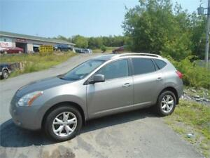 2009 NISSAN ROGUE - NEW MVI - SL - FULLY LOADED WARRANTY INCLUDE