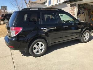 Mint Condition 2010 Subaru Forester X Touring Wagon