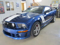 2007 FACTORY ROUSH 427 STAGE 3 MINT convertible