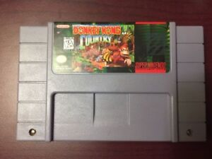 Trading Donkey Kong Country 1 for DKC 3