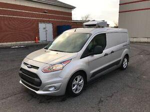 2016 Ford Transit Connect Fourgonnette, fourgon Camion réfrigéré
