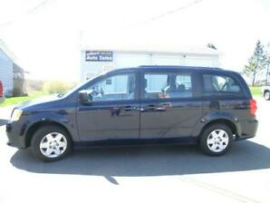2012 Dodge Grand Caravan SE 109000 kms Like New $123. BI-WKLY