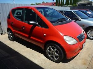 2000 Mercedes-Benz A140 W168 Classic Red 5 Speed Sequential Manual Hatchback Salisbury Plain Salisbury Area Preview