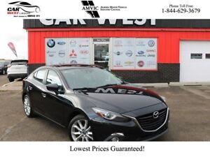 2014 Mazda Mazda3 GT | NAV | SUNROOF |