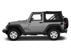 Jeep Wrangler new 225/75/16 wheel and tires
