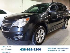 ***2012 CHEVROLET EQUINOX LT***4 CYLINDRES / CAMERA RECUL / AWD