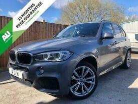 image for 2014 64 BMW X5 3.0 XDRIVE30D M SPORT 5D 255 BHP DIESEL