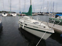 1980 Tanzer Sailboat For Sale