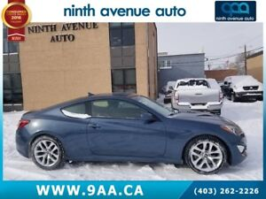 2013 Hyundai Genesis Coupe 2.0T 2dr Rear-wheel Drive, Leather, A
