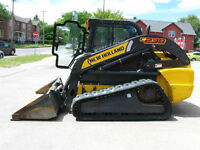 2012 New Holland Skid Steer Loader C238 - 497hrs. 90hp
