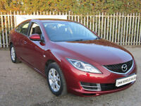MAZDA 6 2.0 TS 5DR 2009 (09) 62K FSH 6 X SERVICES / SOLDNOW!!!!!!!!!!!!!!!!!!!!!