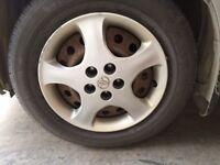 Looking for lost hub cap | Enjoliveur (cap de roue) perdu