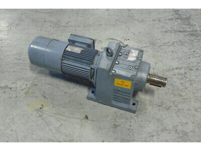Sew-eurodrive R87dt100l4bmg4hfes1s Gear Motor 230460v 5hp 1680rpm Used