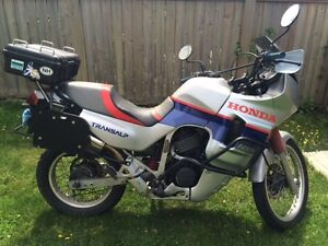 1987 Honda XL600V Transalp - Price Reduced