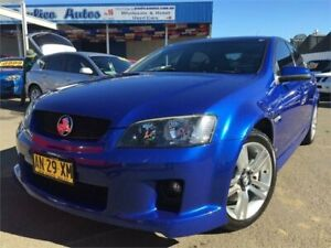 2006 Holden Commodore VE SS Blue 6 Speed Automatic Sedan Blacktown Blacktown Area Preview