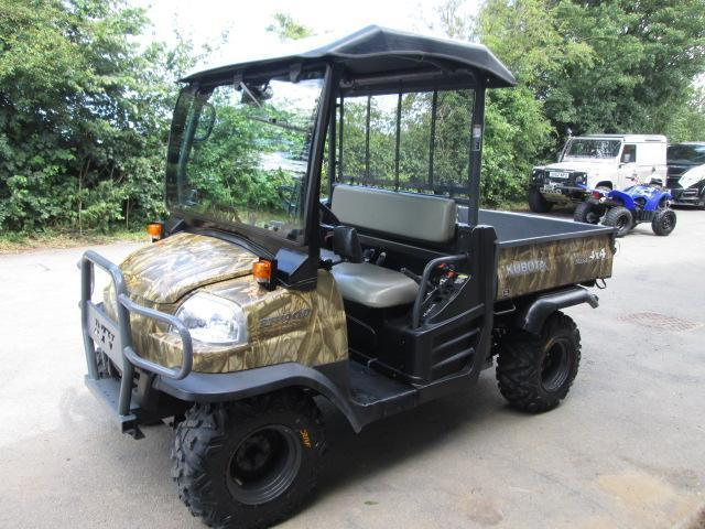 kubota rtv 900 diesel side by side road registered farm equestrian hunting in milton keynes. Black Bedroom Furniture Sets. Home Design Ideas