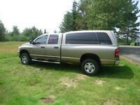 2007 Dodge Ram 2500 SLT 4X4 DIESEL LONG BOX 167000 KMS