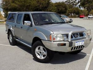 2006 Nissan Navara D22 S2 ST-R 5 Speed Manual Utility Maddington Gosnells Area Preview