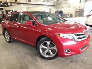 2013 Toyota Venza Touring and JBL Package V6 AWD - Only 70K! Ful