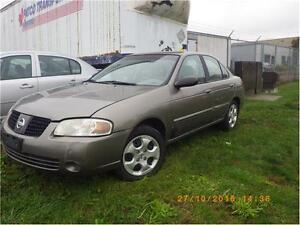 2005 NISSAN ALTIMA 1.8  **low milage**