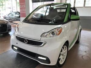 2014 smart fortwo electric drive Passion 23000KM