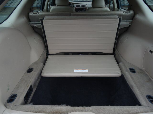 Mercury Sable Wagon  Refreshed 3rd Gen  Specifically 2001