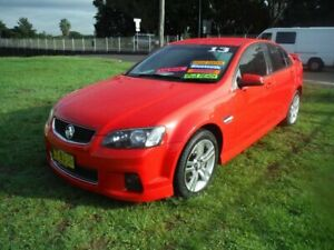 2013 Holden Commodore VE II MY12.5 SV6 Red 6 Speed Automatic Sedan East Lismore Lismore Area Preview