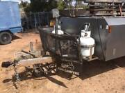 GIC Hardfloor offroad Campertrailer Bendigo Surrounds Preview