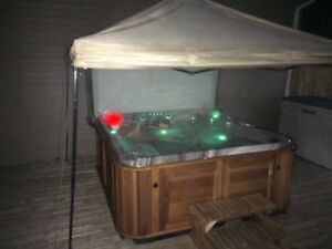 Ultimate Relaxation Hot Tub