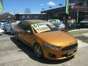 2015 Ford Falcon FG X XR6T Orange 6 Speed Manual Sedan New Lambton Newcastle Area Preview