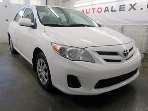 2013 Toyota Corolla AUTOMATIQUE A/C BLUETOOTH