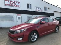 2014 Kia Optima LX  Fully equipped. Low kms. ONLY $210.84/month Red Deer Alberta Preview