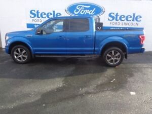 2015 Ford F-150 XLT Sport Package