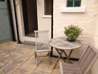 Two Bed Terrace House to Rent in York with Sunny Courtyard Garden. Available now. £675pcm
