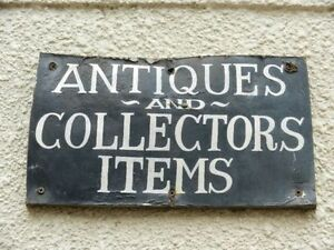 Buying Antique Collectibles Artwork + Comic Books
