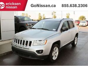 2013 Jeep Compass North: 4X4, AUTOMATIC. POWER LOCKS, AIR CONDIT