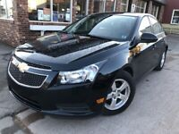 2013 Chevrolet Cruze LT Turbo $77* B/W ON THE ROAD Moncton New Brunswick Preview