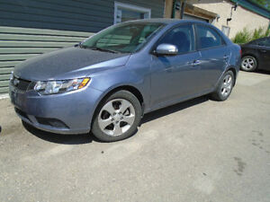 $5,995.00  2010 Kia Forte EX 4door Sedan