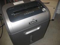 Paper shredder heavy duty Fellows brand